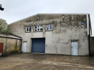 Warehouse at Park St, Dundalk -